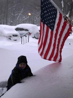 MAK_snow_flag