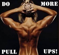 More pullups